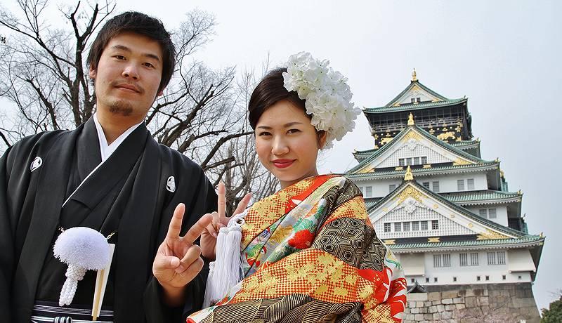 和装前撮り撮影スタジオ 大阪・京都・神戸